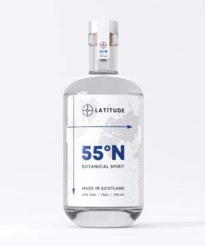 Latitude Gin - The Gin Stall