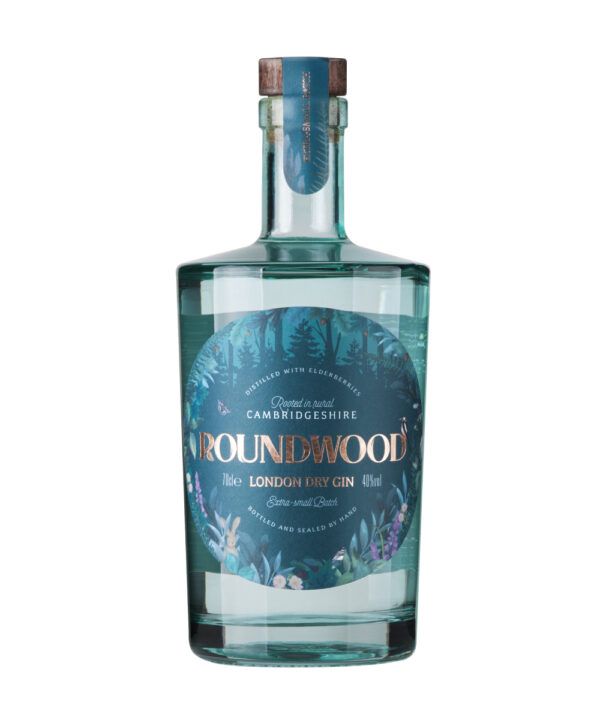 Roundwood London Dry Gin - The Gin Stall