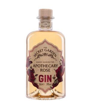 The Secret Garden Apothecary Rose Gin - The Gin Stall