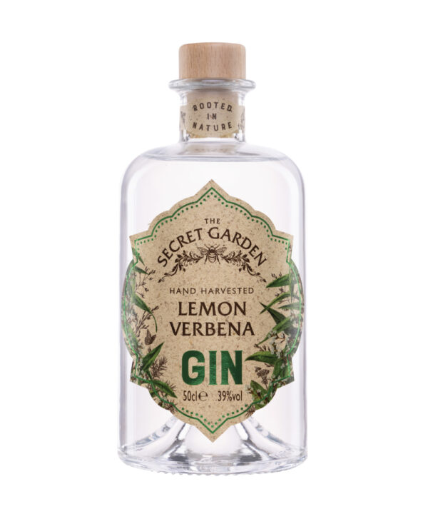 The Secret Garden Lemon Verbena Gin - The Gin Stall