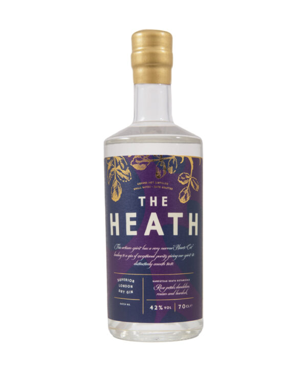 The Heath Superior London Dry Gin - The Gin Stall
