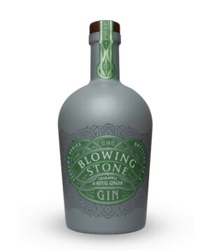The Blowing Stone Crabapple & Royal Ginger Gin - The Gin Stall